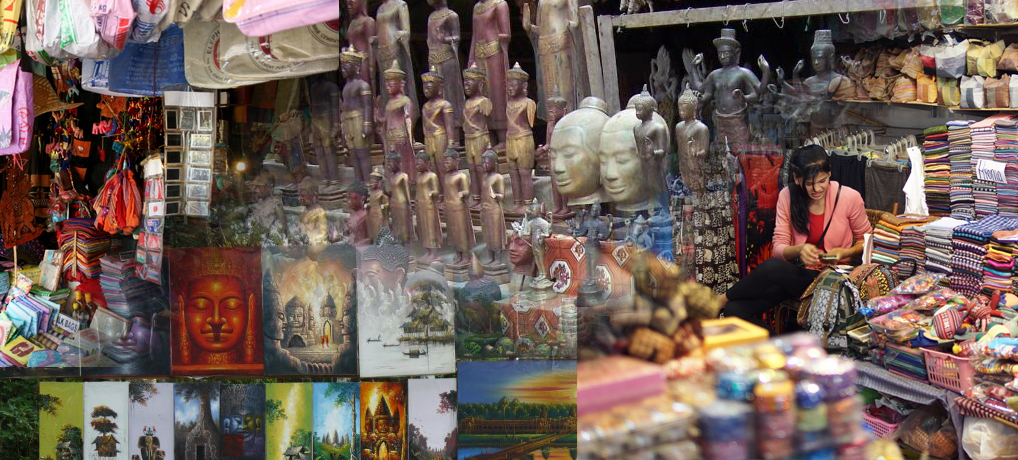 Shopping and handicrafts
